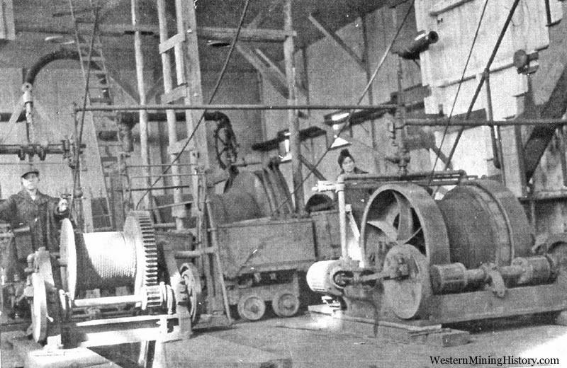 Bonanza Mine - Hoist Interior