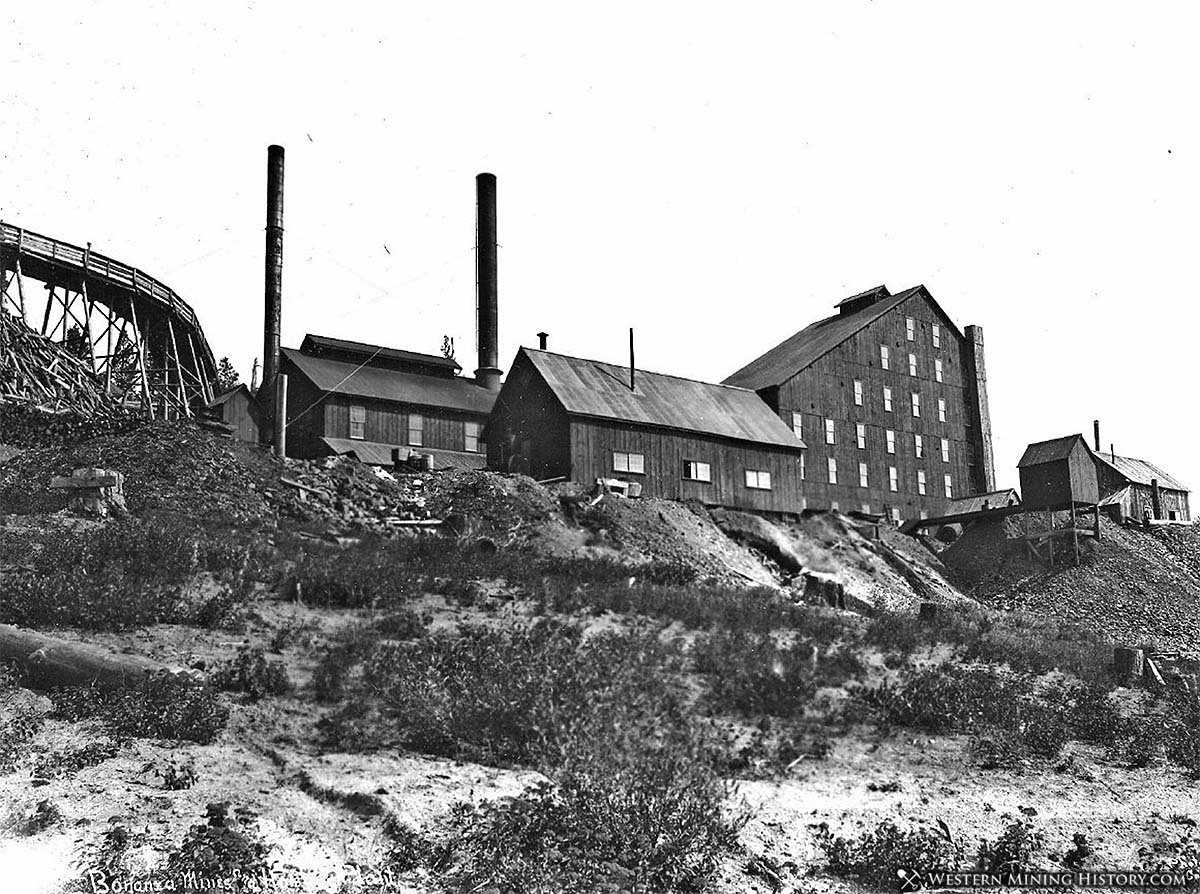 Bonanza Mine - Mill and Hoist