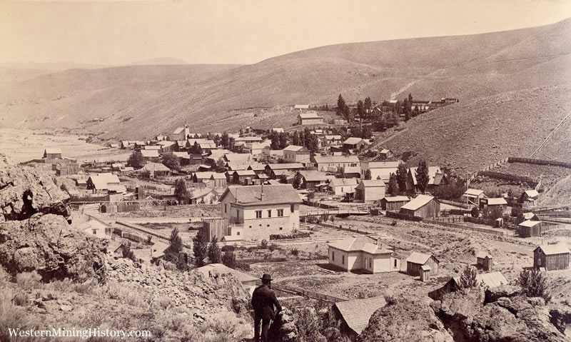 Canyon City Oregon 1885