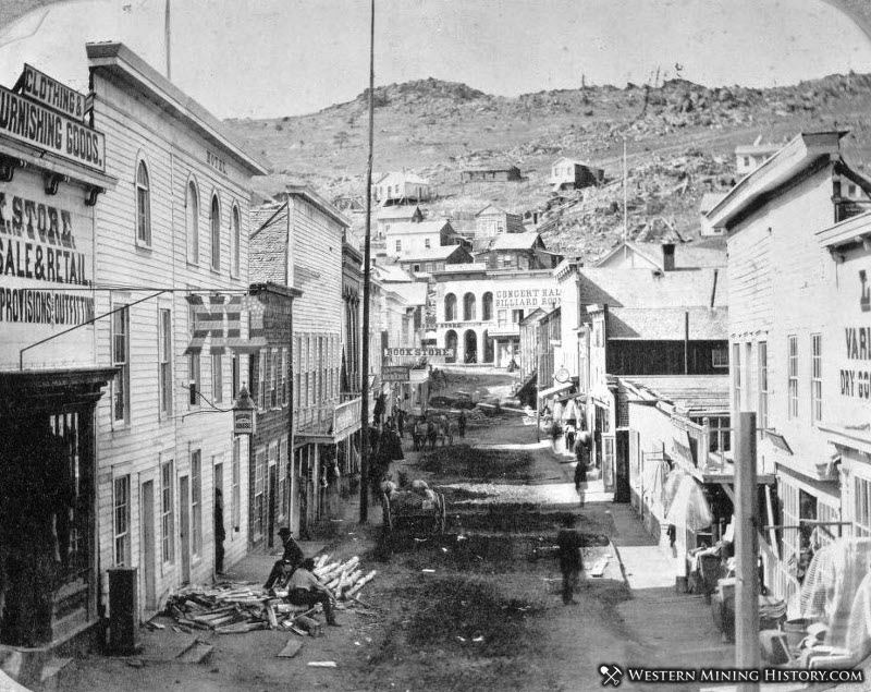 Featured Mining Town: Central City, Colorado