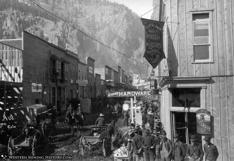 Featured Mining Town: Creede, Colorado