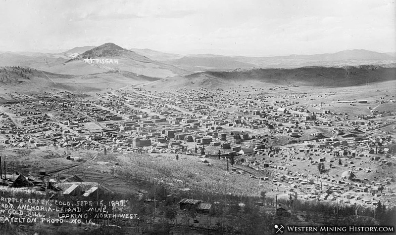 Cripple Creek, Colorado 1897