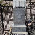 Bullfrog-Rhyolite cemetery