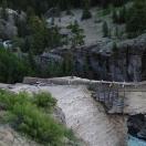 Lake City - old dam.