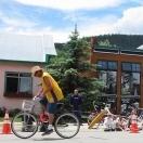 Crested Butte, Colorado - mountain bike festival.