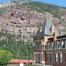 Ouray Colorado - The Beaumont Hotel