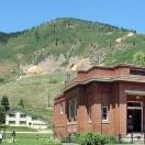 Silverton Colorado - library