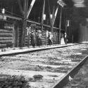 The railroad depot at Corona, Colorado