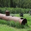 Boiler at Custer, Idaho