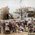 Nancy Hanks Mine at Garnet, Montana