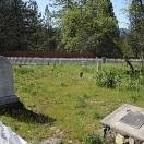 Cemetery - Lewiston California
