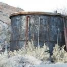 Old Water Tank Outside of Darwin