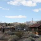 Old cabins - Goodsprings