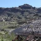Mine just outside of Oatman, Arizona