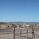 Smelter foundation near Kelly New Mexico