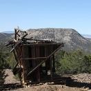 Ore Bin - Kelly Mine