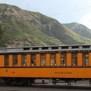 Narrow Gauge Railroad - Durango