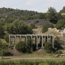 Old coal works - Cokedale
