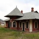 Historic Train Depot - Victor