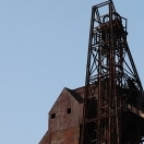 Theresa Mine - Headframe and Ore Bin