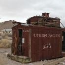 Rhyolite Nevada