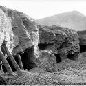 Bridal Veil Silver Mine at Lake Valley, New Mexico