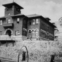 Longfellow School - Morenci 1915