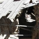 Tonopah Historic Mining Park - stope