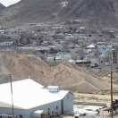 Tonopah seen from the Mining Park