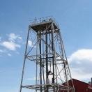 Tonopah Historic Mining Park - hoist