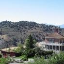 Virginia City, Nevada - Mackay mansion.
