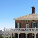 Virginia City, Nevada - Mackay Mansion.
