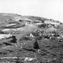 Poorman Mine at Silver City, Idaho 1860s