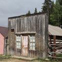 Historic cabins at St Elmo