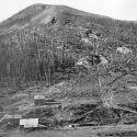 Summitville historic mines on South Mountain ca. 1915