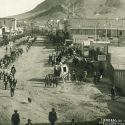 Funeral of Sheriff Logan - Tonopah 1906