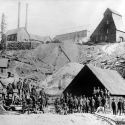 Yankee Girl Mine at Red Mountain ca. 1920