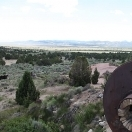 Mill Remains - Belmont Nevada
