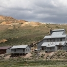 Standard Stamp Mill - Bodie California