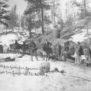 Boiler enroute to Bonanza Mine - Baker County Oregon