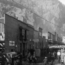Jimtown section of Creede early 1890s