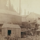Deadwood and Delaware Smelter at Deadwood