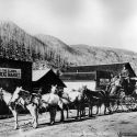 Eldora Stage - Eldora Colorado ca1899