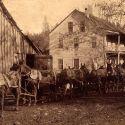 Forbestown Hotel ca1880