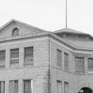 Abandoned school. Goldfield, Nevada