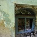 Interior View Commercial Building Ruin