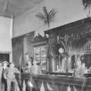Bar of Sumpter Hotel, April 20, 1902