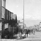 Walnut Street Leadville Colorado