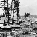 One of the earliest photos of Leadville, Colorado