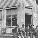 Bullion Saloon - Maiden Montana 1913